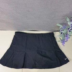 Nike Tennis Skort Black SZ M